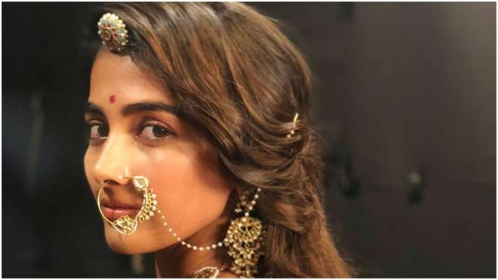 Pooja Hegde's first first test look pictures from Housefull