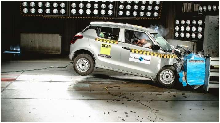 Maruti Suzuki Swift: How safe is your car? Watch crash