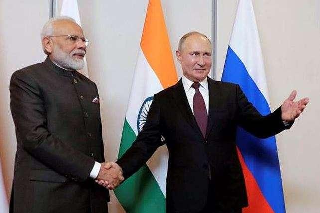 Putin invites Modi for Victory Day celebrations in May
