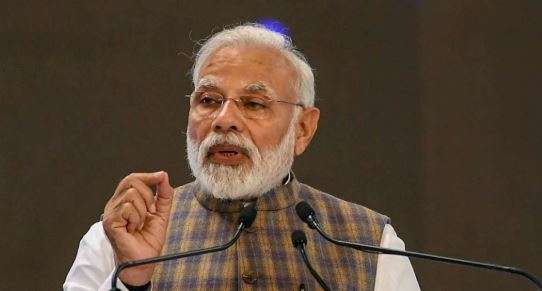 PM Modi says law will be passed by the Parliament for unauthorized colonies in Delhi