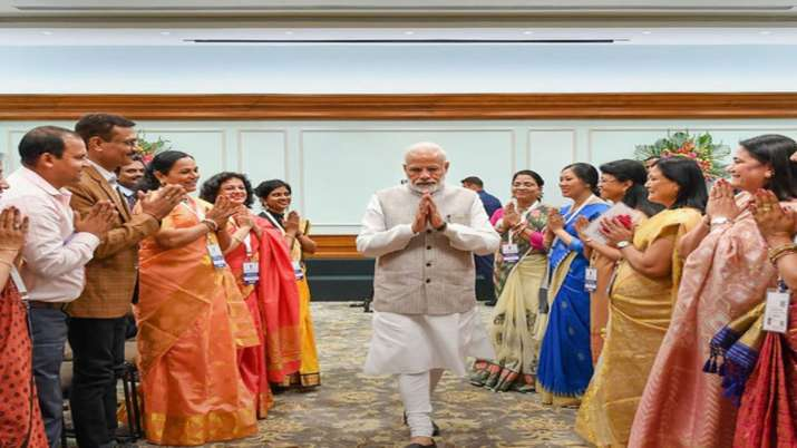 Residents of unauthorised colonies to meet PM Modi to thank him