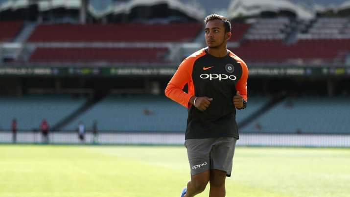 Syed Mushtaq Ali Trophy: Prithvi Shaw included in Mumbai squad, eligible to play from November 17