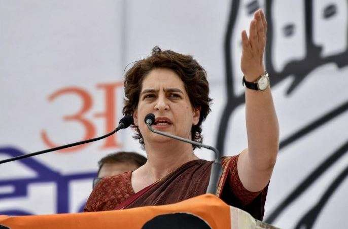 UPPCL EPF scam: Priyanka questions BJP, UP govt's complicity