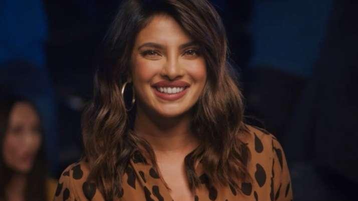 Priyanka Chopra opens about working in Hollywood