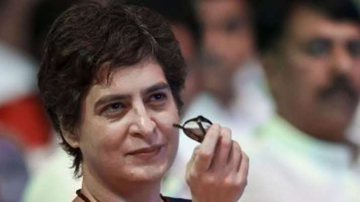 Jharkhand Assemply polls: Priyanka Gandhi's name missing from star campaigners list