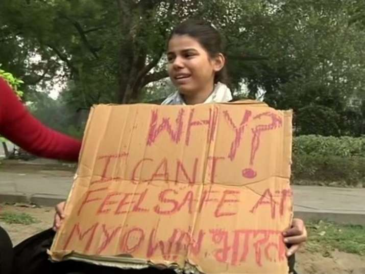 Protests over rape, murder of woman veterinarian in Telangana
