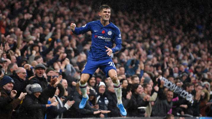 File image ofChristianPulisic