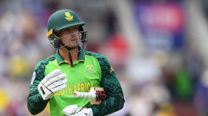 Quinton de Kock, South African cricket team, faf du plessis