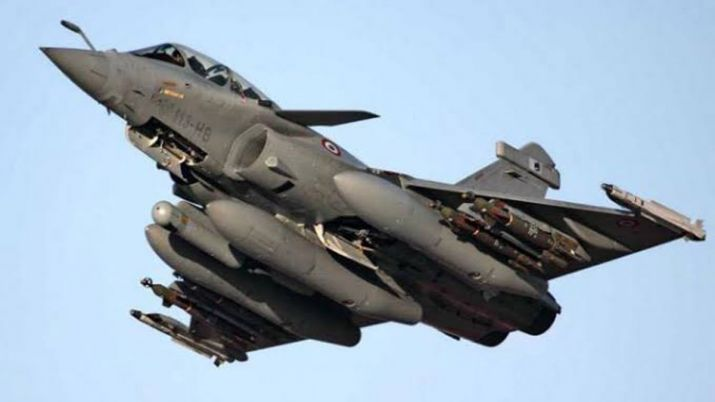 Three Rafale jets handed over to IAF by France: Government