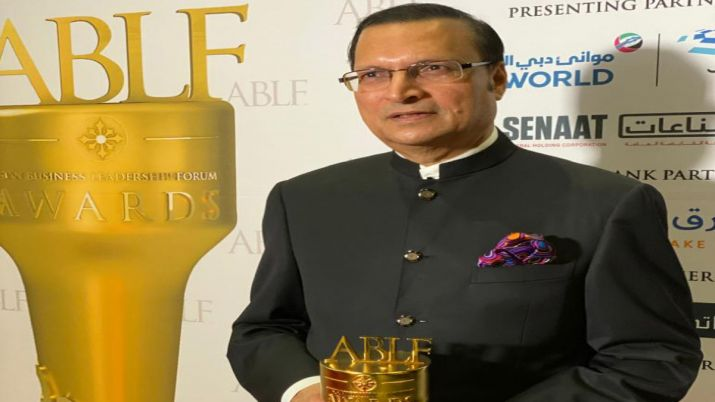 India TV Chairman and Editor-In-Chief Rajat Sharma gets