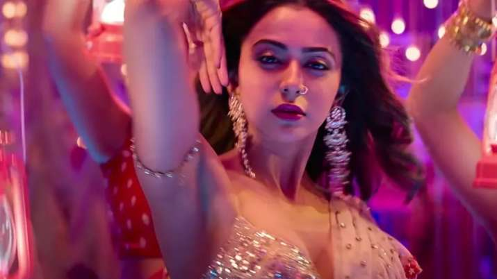 India Tv - Rakul Preet Singh in Marjavaan