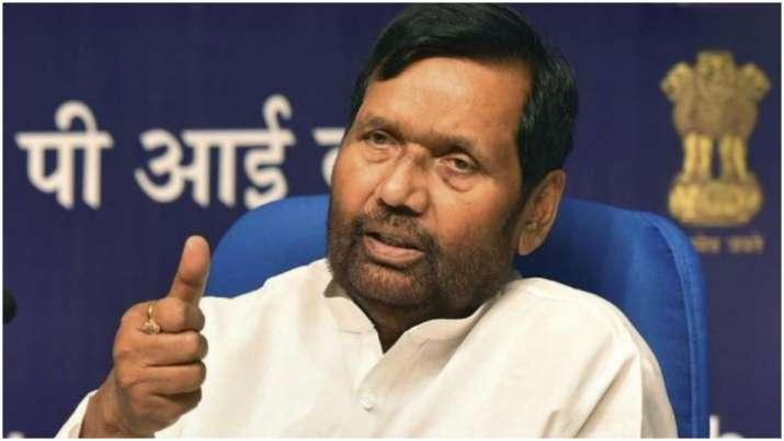 Union Minister Ram Vilas Paswan on Ayodhya verdict