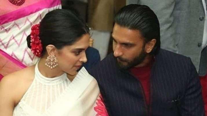 Deepika Padukone gives rare compliment to Ranveer Singh