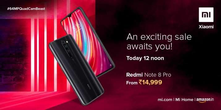 India Tv - redmi, redmi note 8 pro, redmi note 8, xiaomi