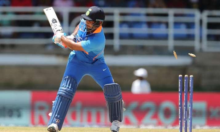 india vs west indies Rishabh Pant