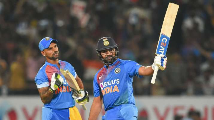 Hit-Man's 'Maha' Show: Rohit guides India to series-equalling 8-wicket victory in his 100th game