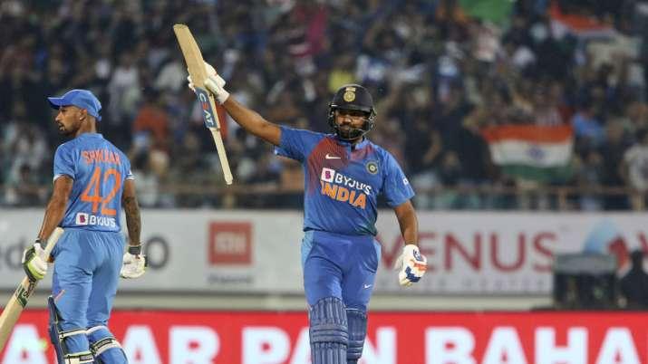India vs Bangladesh Rohit Sharma Rajkot T20I Team India Rohit captaincy