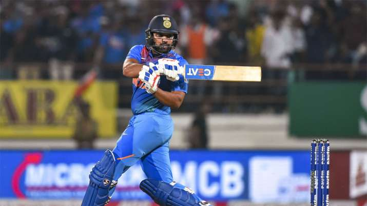2nd T20I | All I wanted to do was tonk the ball: Rohit Sharma after Rajkot rampage