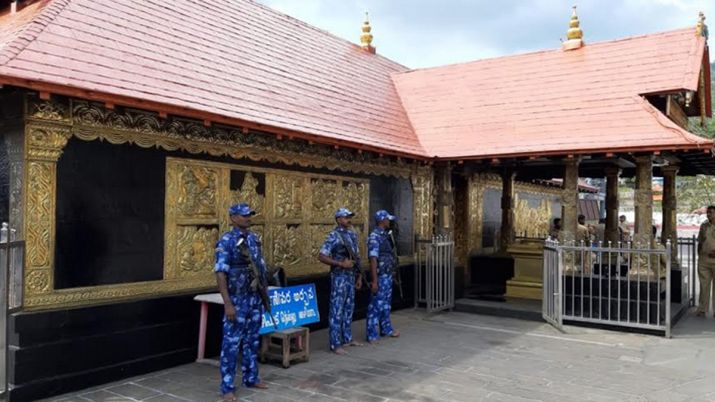 3 Andhra women not allowed Sabarimala darshan
