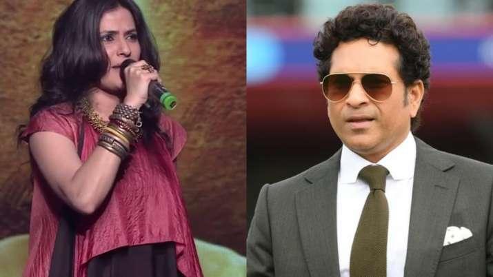 Sona Mohapatra upset with Sachin Tendulkar's praise for Indian Idol singers