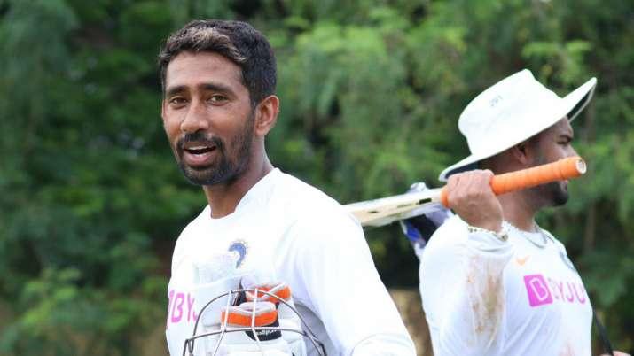 File image ofWriddhiman Saha