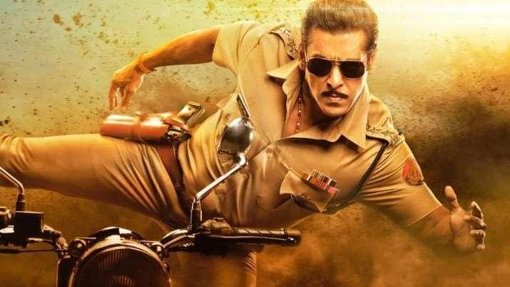 Salman Khan's 'larger than life' charm as Chulbul Pandey from Dabangg 3 unveiled