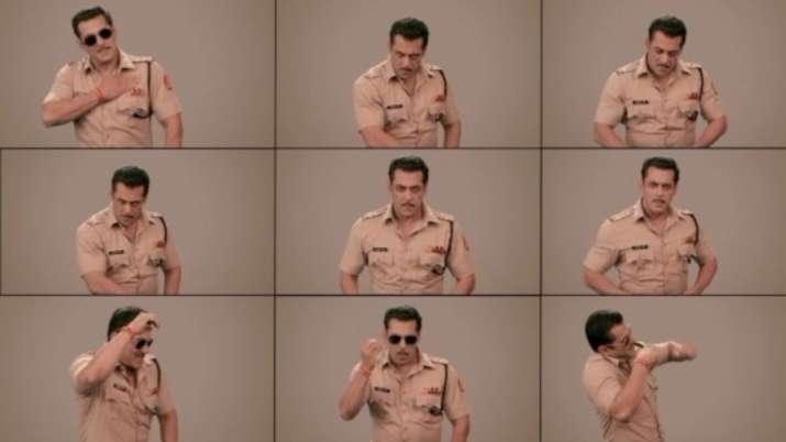 Salman Khan aka Chulbul Pandey's animated avatar storms social media