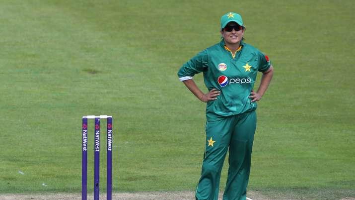 File image of Sana Mir