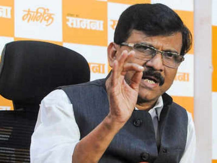 Don't try to scare us, Sanjay Raut tells BJP