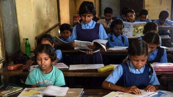 School kids accuse teacher of making casteist slur