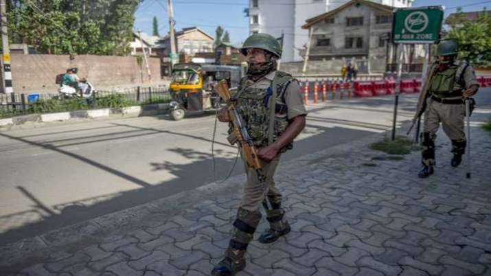 Civil Secretariat, other offices reopen in Jammu amid tight security