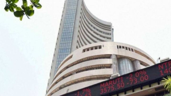 Sensex closes above 41,000-mark for first time; Nifty above 12K