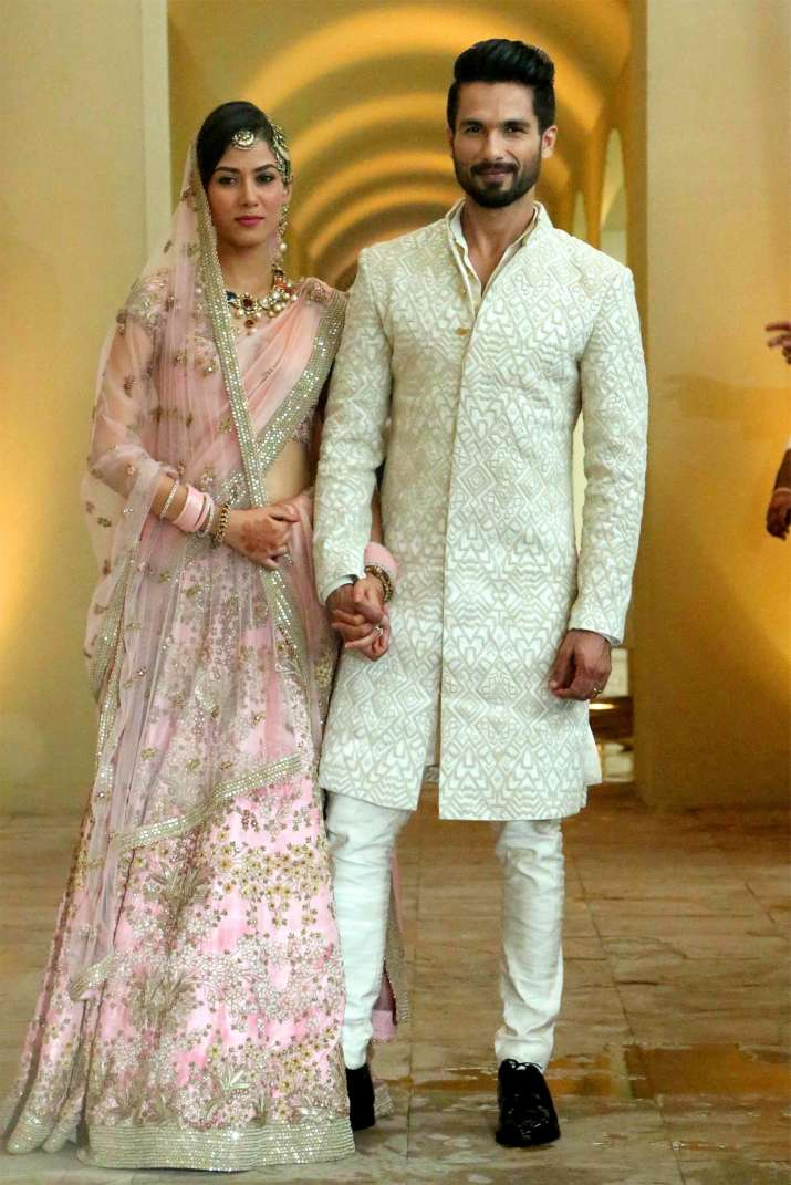 India Tv - Shahid Kapoor on what he likes most about wife Mira Rajput: People love her for who she is