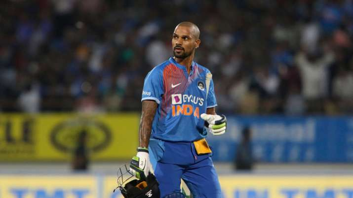 Important to play an attacking game as opener in T20s: Shikhar Dhawan