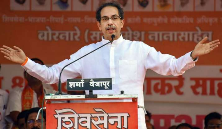 Shiv Sena accuses BJP of horse-trading, says new alliance giving 'stomach ache' to Fadnavis