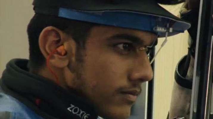 Aishwary Tomar, india shooters olympic, tokyo olympics