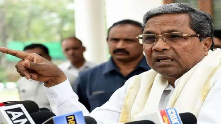 Siddaramaiah seeks President Kovind's appointment to apprise of Karnataka situation