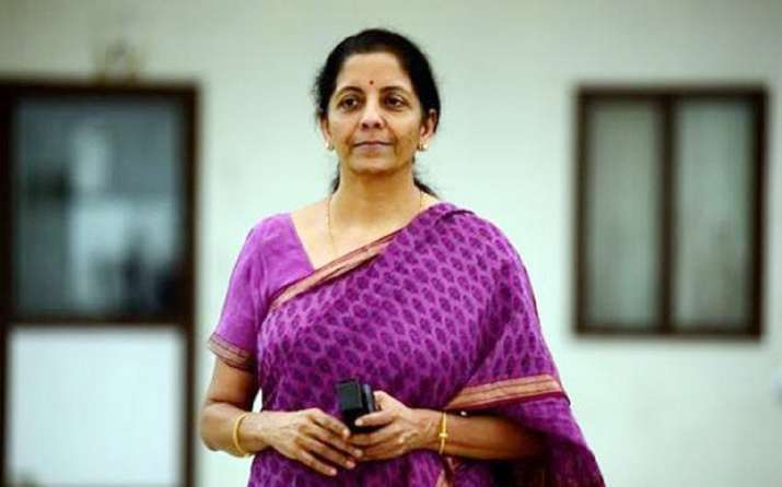Latest News Govt to Sell bpcl Disinvestment Push Concor Finance Minister Sitharaman, Addressing the