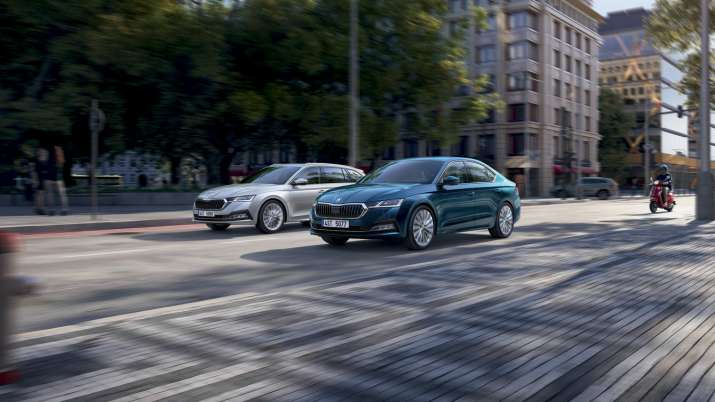 Skoda Octavia 2020 unveiled; India launch planned for mid