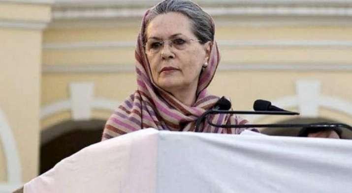 Sonia Gandhi/File Image