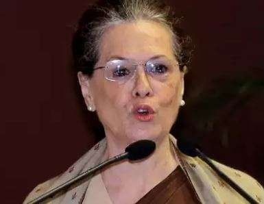 'No comments', says Sonia Gandhi on political developments