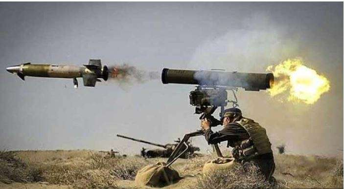 Indian Army successfully test-fires Spike LR missile