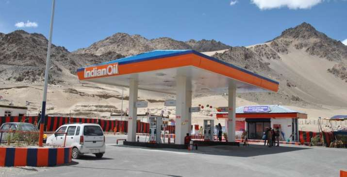 Special winter-grade diesel launched in Ladakh