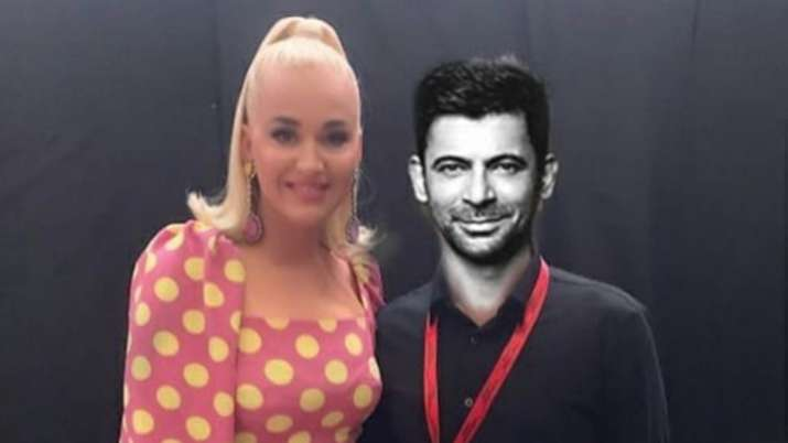 Sunil Grover photoshops himself with Katy Perry