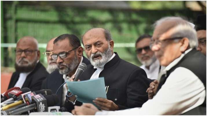 Ayodhya Verdict Sunni Waqf Board