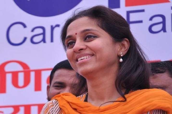 NCP's Supriya Sule backs Uddhav over stay on Aarey metro work
