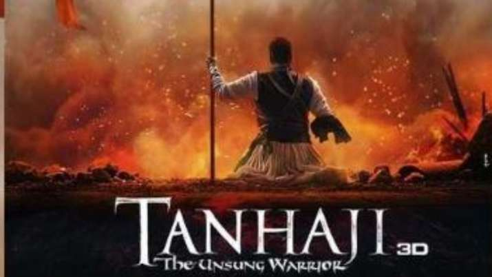Ajay Devgn reveals latest Tanhaji-The Unsung Warrior motion poster
