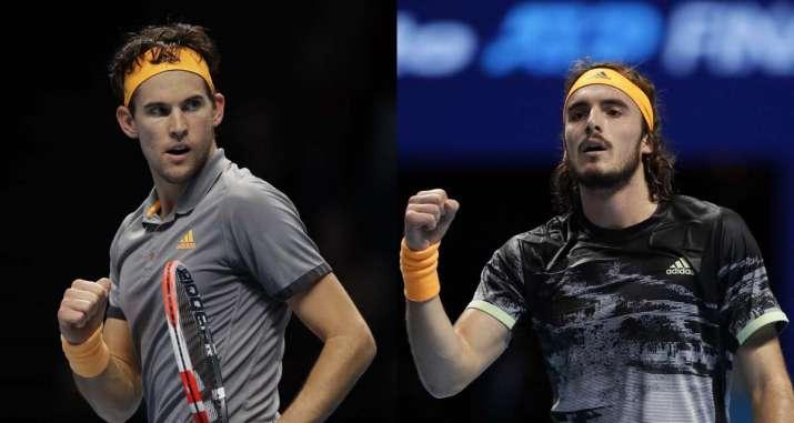 Stefanos Tsitsipas vs Dominic Thiem, Live Streaming ATP Finals 2019: Watch Live tennis match online