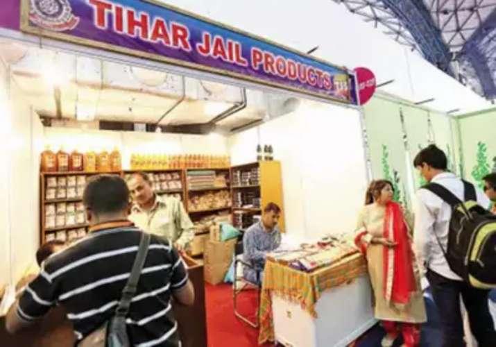 India Tv - Tihar jail products