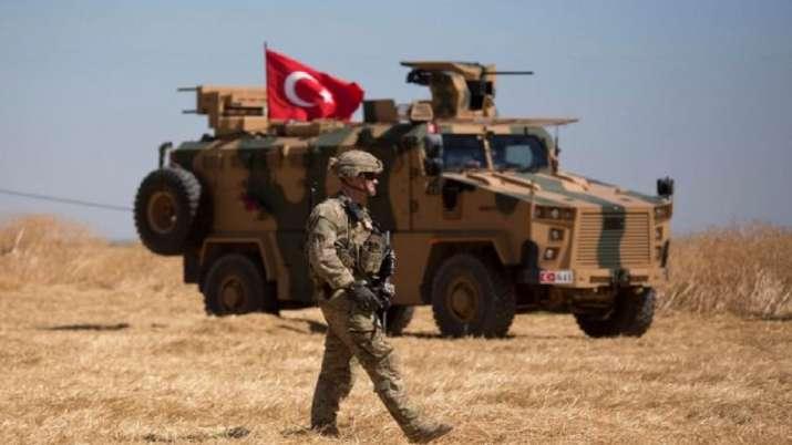 Turkey launches massive anti-terror operation